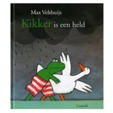 Velthuijs, Max: Kikker is een held ( nieuwe versie)