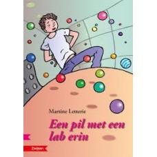 Letterie, Martine: Een pil met een lab erin