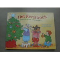 Busser, Marianne en Ron Schroder met ill. van Dagmar Stam: Het Kerstboek en het Sinterklaasboek voor peuters en kleuters ( omkeerboek)