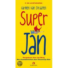 Luisterboek 2cd: Super Jan van Harmen van Straaten voorgelezen door Jan Meng.