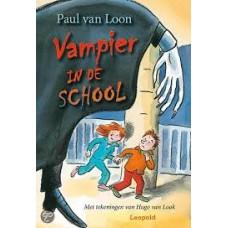Loon, Paul van: Vampier in de  school