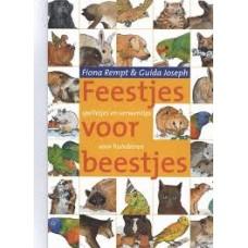 Rempt, Fiona en Guida Joseph: Feestjes voor beestjes, spelletjes en verwentips voor huisdieren