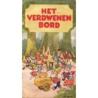 RVS: Het verdwenen bord door Harmsen van Beek ( reclameboekje)