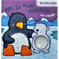 Voelboekje: Ivo IJsbeer, Ben jij mijn Mama?
