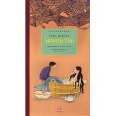 Luisterboek 3cd: Juttertje Tin van Paul Biegel voorgelezen door Jack Wouterse