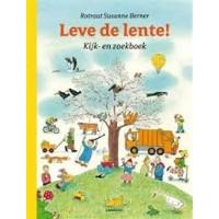 Berner, Rotraut Susanne: Leve de lente (kijk- en zoekboek)