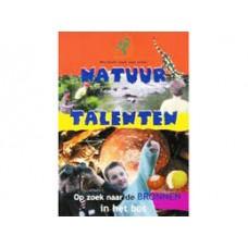 Het beste boek voor echte natuurtalenten, op zoek naar de bronnen in het bos ( met zoekkaarten)
