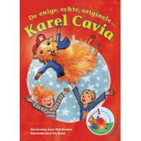 Bouber, Rob met ill. van Iris Boter: De enige, echte, originele Karel Cavia ( met cd)