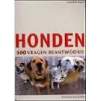 Davis, Caroline: Honden 500 vragen beantwoord