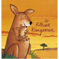 Genechten, Guido van: Kleine Kangoeroe ( groot prentenboek)