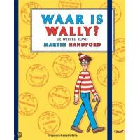 Handford, Martin: Waar is Wally de wereld rond (softcover)