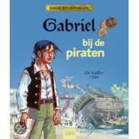 Dagboekverhalen: Gabriel bij de piraten,de Antillen 1720 (door Sandrine Mirza)