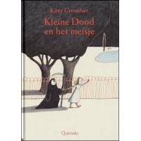 Crowther, Kitty: Kleine dood en het meisje