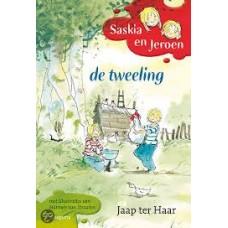 Haar, Jaap ter met ill. van Harmen van Straaten: Saskia en Jeroen de tweeling