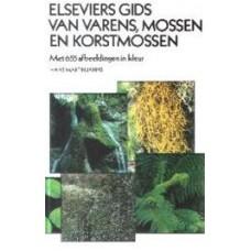 Elseviers gids van varens, mossen en korstmossen door Hans Martin Jahns