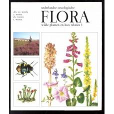 Nederlandse oecologische Flora wilde planten en hun relaties 3 (met stofomslag)