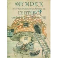 Anton Pieck en de wonderbaarlijke geschiedenis van de Efteling verteld door Martine Bijl