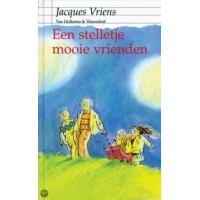 Vriens, Jacques met ill. van Annet Schaap: Een stelletje mooie vrienden