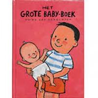 Genechten, Guido van: Het grote baby-boek ( hardcover)
