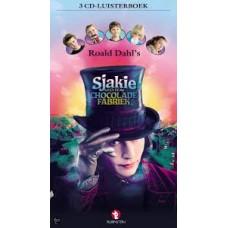 Dahl, Roald met ill. van Quentin Blake: Sjakie en de chocoladefabriek (softcover)
