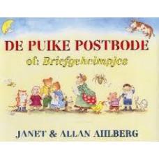Ahlberg, Janet en Allan: De puike postbode of: Briefgeheimpjes ( mist brief aan de heks)