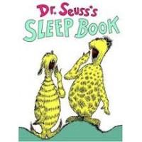Dr. Seuss: Dr. Seuss's Sleep Book (Engels)