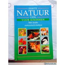 Eerste natuurgids voor kinderen met leuke natuuractiviteiten