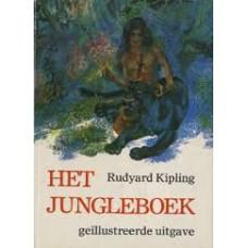 Kipling, Rudyard met ill. van Pavel Major: Het jungleboek