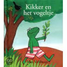 Velthuijs, Max: Kikker en het vogeltje ( kleine uitgave)