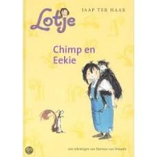 Haar, Jaap ter met ill. van Harmen van Straaten: Lotje Chimp en Eekie