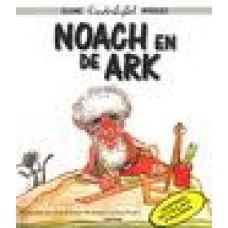 Kleine Kinderbijbel boekjes: Noach en de Ark (jumbo uitklap-pagina)
