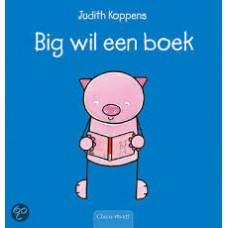 Koppens, Judith: Big wil een boek