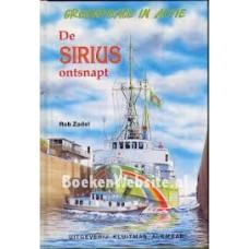 Zadel, Rob: De Sirius ontsnapt ( Greenpeace in actie)