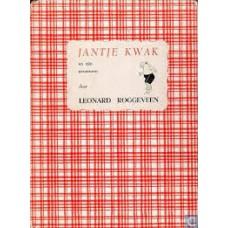 Roggeveen, Leonard: Jantje Kwak en zijn avonturen ( roggeveen's-dieren-serie)