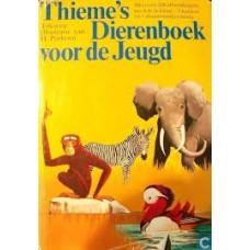 Pothorn, H: Thieme's dierenboek voor de jeugd (ruim 200 afb. ten dele in kleur, 3 kaarten en 1 afstammingsschema)