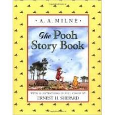 Milne, AA met ill. van Ernest H Shephard: The Pooh story book (Engels)