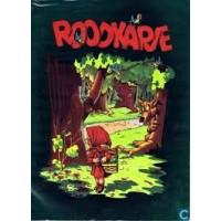 Douwe Egberts: Pop-up plaatjesalbum, Roodkapje ( in originele envelop met alle plaatjes nog los)