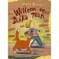 Vriens, Jacques met ill. van  Alex de Wolf: Willem en dikke Teun