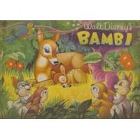 Plaatjesalbum: Walt Disney's Bambi ( Margriet)
