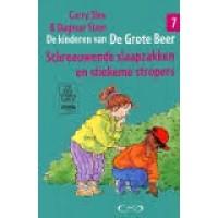 Slee, Carry en Dagmar Stam: De kinderen van de grote beer: Schreeuwende slaapzakken en stiekeme stropers (7)
