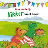 Velthuijs, Max: Kikker viert feest ( karton)