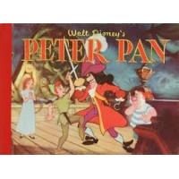 Plaatjesalbum: Walt Disney's Peter Pan ( Margriet)