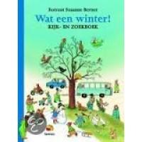 Berner, Rotraut Susanne: Wat een winter! (kijk- en zoekboek)