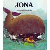 Bennett, Marian en Svesson, Bjorn: Jona, mini diorama-boek