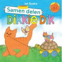 Boeke, Jet: Dikkie Dik, samen delen, Dikkie Dik (karton)