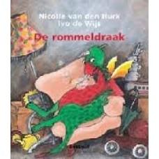 Hurk, Nicolle van den en Ivo de Wijs: De rommeldraak ( kleine uitgave)