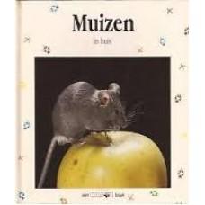Wapiti boek: Muizen in huis door Stephane Frattini