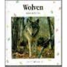 Wapiti boek: Wolven huilen in het bos door Christian Havard