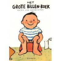 Genechten, Guido van: Het grote billen-boek ( hardcover)