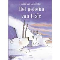 Genechten, Guido van: Het geheim van IJsje ( soft touch)
